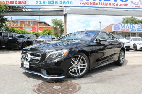 2017 Mercedes-Benz S-Class for sale at MIKEY AUTO INC in Hollis NY