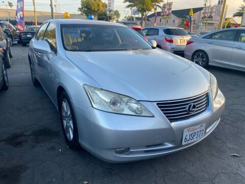 2007 Lexus ES 350 for sale at Crown Auto Inc in South Gate CA