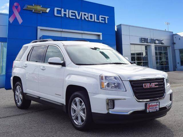 2017 GMC Terrain SLE-2 4dr SUV - East Rutherford NJ