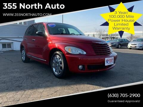 2008 Chrysler PT Cruiser for sale at 355 North Auto in Lombard IL
