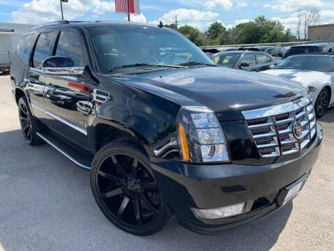 2009 Cadillac Escalade for sale at KAYALAR MOTORS in Houston TX