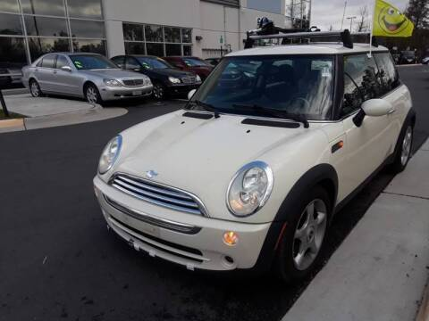 2005 MINI Cooper for sale at M & M Auto Brokers in Chantilly VA