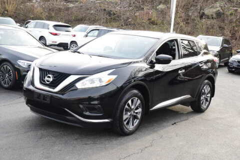 2017 Nissan Murano for sale at Automall Collection in Peabody MA