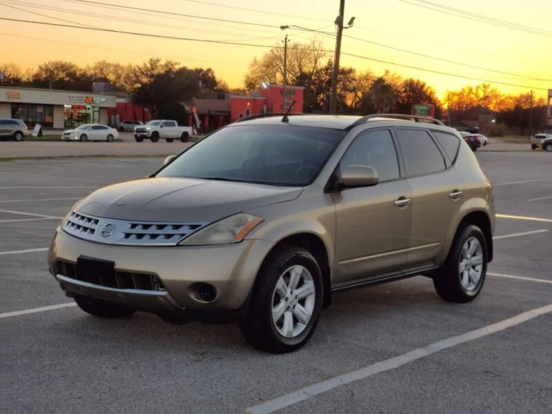 2007 Nissan Murano for sale at Loco Motors in La Porte TX