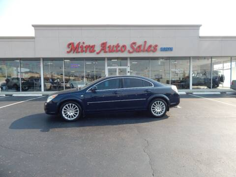 2007 Saturn Aura for sale at Mira Auto Sales in Dayton OH
