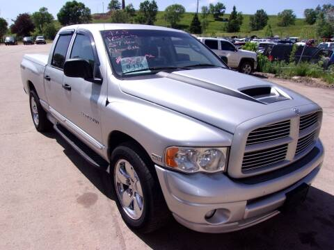 2005 Dodge Ram Pickup 1500 for sale at Barney's Used Cars in Sioux Falls SD