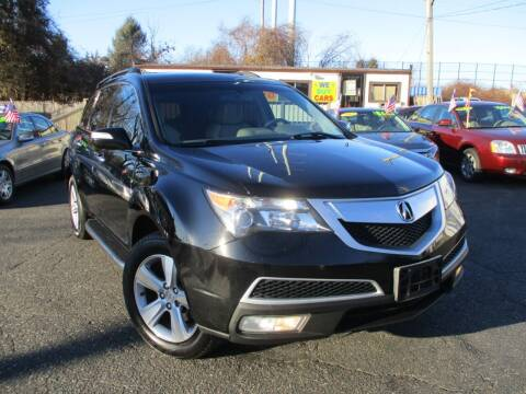 2012 Acura MDX for sale at Unlimited Auto Sales Inc. in Mount Sinai NY