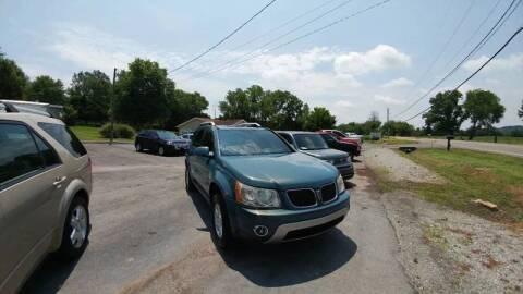2008 Pontiac Torrent for sale at K & P Used Cars, Inc. in Philadelphia TN