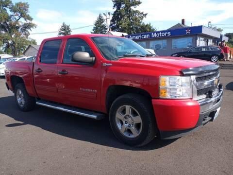 2011 Chevrolet Silverado 1500 Hybrid for sale at All American Motors in Tacoma WA