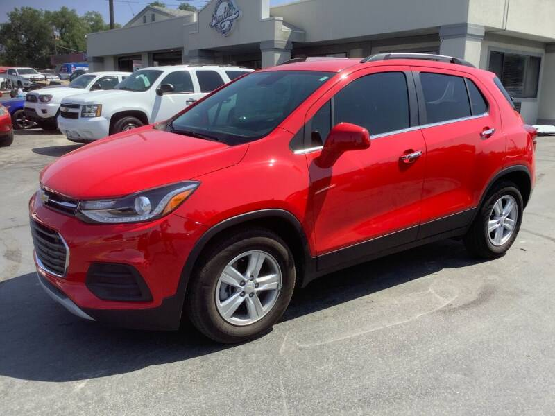 2020 Chevrolet Trax for sale at Beutler Auto Sales in Clearfield UT