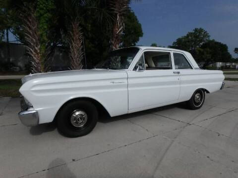 1964 Ford Falcon for sale at Classic Car Deals in Cadillac MI