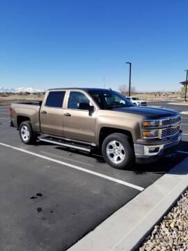 2014 Chevrolet Silverado 1500 for sale at Auto Ape in Salt Lake City UT