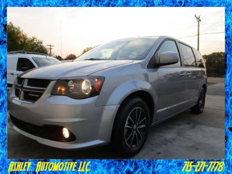 2019 Dodge Grand Caravan for sale at Ashley Automotive LLC in Altoona WI