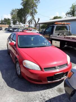 2009 Chevrolet Impala for sale at Easy Credit Auto Sales in Cocoa FL