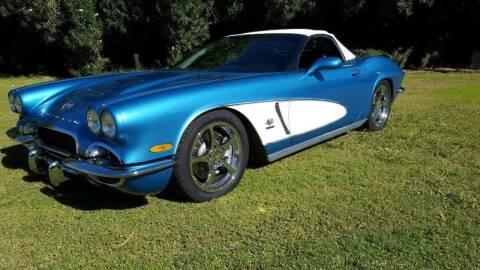 1962 Chevrolet Corvette for sale at NJ Enterprises in Indianapolis IN