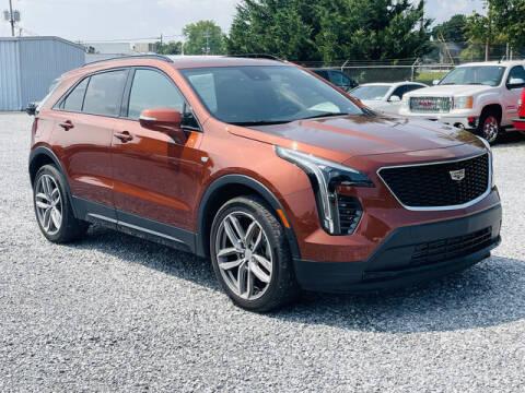 2019 Cadillac XT4 for sale at RUSTY WALLACE CADILLAC GMC KIA in Morristown TN