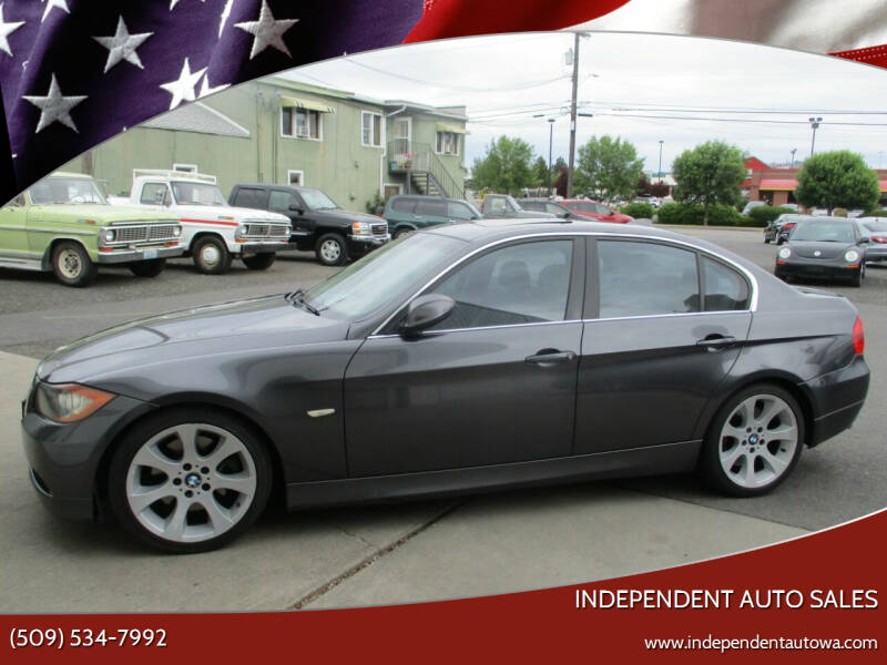 2006 BMW 3 Series for sale at Independent Auto Sales #2 in Spokane WA