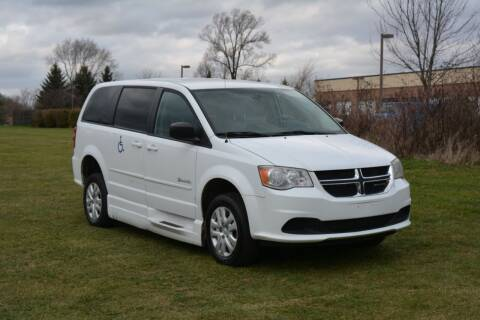 2014 Dodge Grand Caravan for sale at Signature Truck Center - Other in Crystal Lake IL