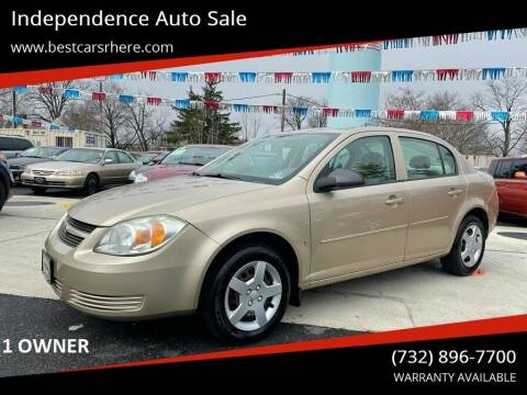 2006 Chevrolet Cobalt for sale at Independence Auto Sale in Bordentown NJ