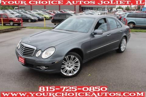 2008 Mercedes-Benz E-Class for sale at Your Choice Autos - Joliet in Joliet IL