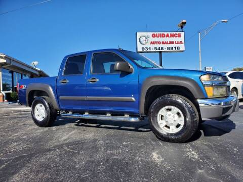2006 Chevrolet Colorado for sale at Guidance Auto Sales LLC in Columbia TN