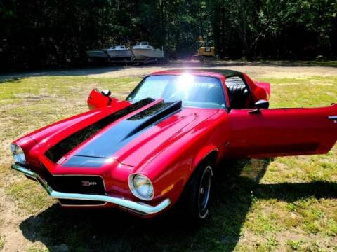 1973 Chevrolet Camaro for sale at Classic Car Deals in Cadillac MI