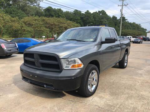 2012 RAM Ram Pickup 1500 for sale at Oceana Motors in Virginia Beach VA