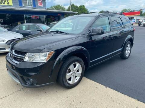 2012 Dodge Journey for sale at Wise Investments Auto Sales in Sellersburg IN