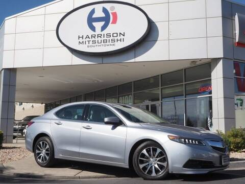 2016 Acura TLX for sale at Harrison Imports in Sandy UT