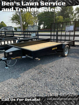 2022 Doolittle UT84X123KSS for sale at Ben's Lawn Service and Trailer Sales in Benton IL
