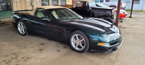 2000 Chevrolet Corvette for sale at COLLECTABLE-CARS LLC in Nacogdoches TX