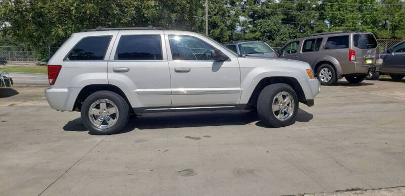 2007 Jeep Grand Cherokee for sale at On The Road Again Auto Sales in Doraville GA