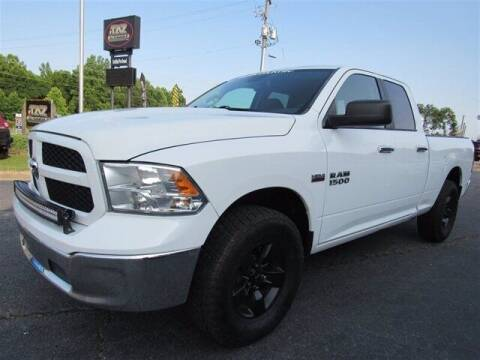 2016 RAM Ram Pickup 1500 for sale at J T Auto Group in Sanford NC