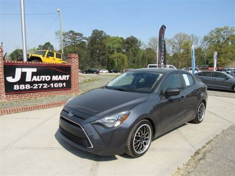2016 Scion iA for sale at J T Auto Group in Sanford NC