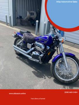 2005 Honda VT 750 Shadow for sale at Atlas Automotive Sales in Hayden ID