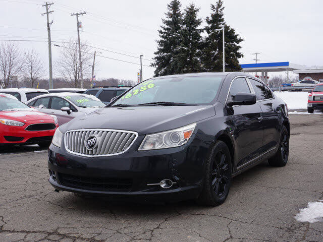 2012 Buick LaCrosse for sale at FOWLERVILLE FORD in Fowlerville MI