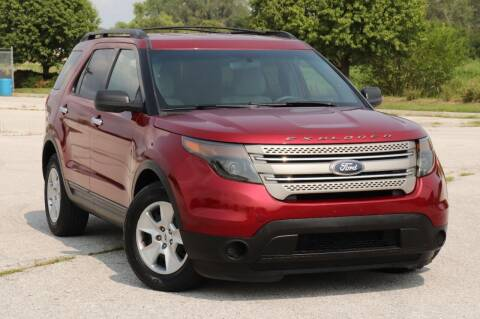2013 Ford Explorer for sale at Big O Auto LLC in Omaha NE