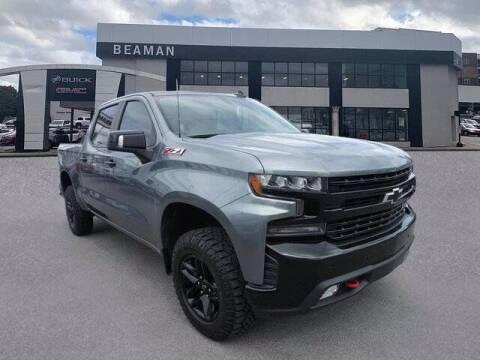 2019 Chevrolet Silverado 1500 for sale at BEAMAN TOYOTA - Beaman Buick GMC in Nashville TN