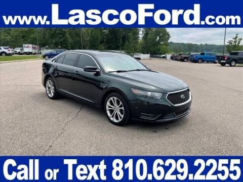2013 Ford Taurus for sale at Lasco of Grand Blanc in Grand Blanc MI