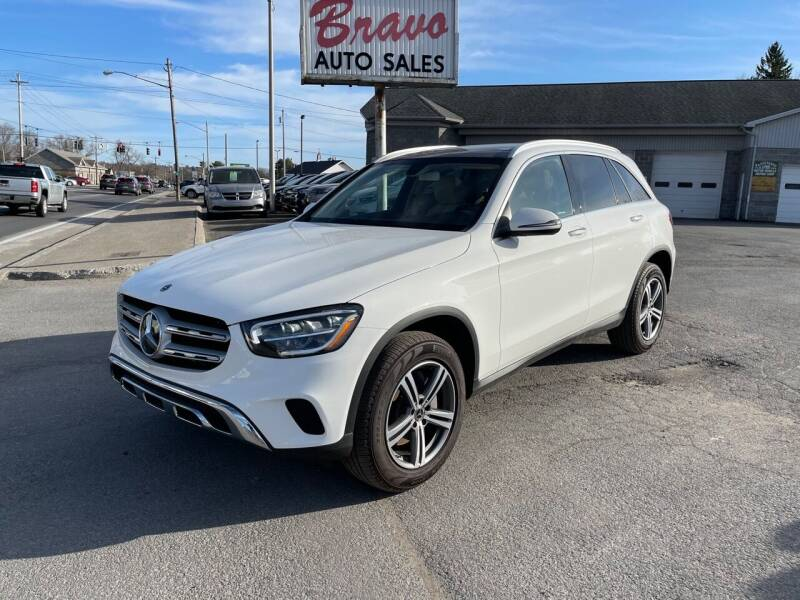 2020 Mercedes-Benz GLC for sale at Bravo Auto Sales in Whitesboro NY