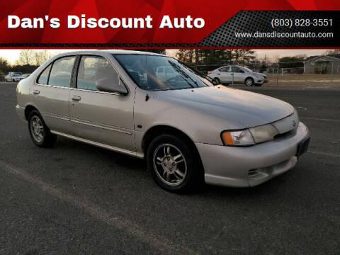1999 Nissan Sentra for sale at Dan's Discount Auto in Gaston SC