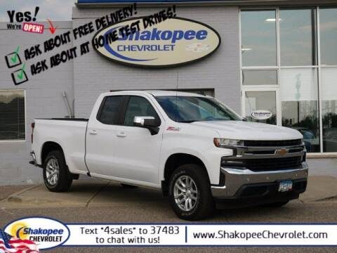 2019 Chevrolet Silverado 1500 for sale at SHAKOPEE CHEVROLET in Shakopee MN