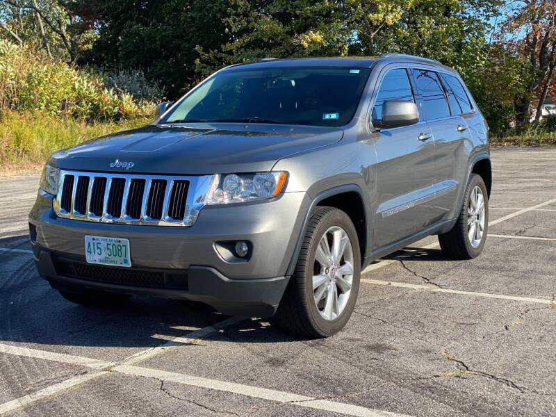 2013 Jeep Grand Cherokee for sale at Hillcrest Motors in Derry NH