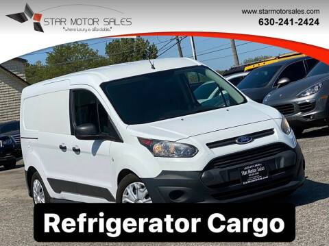 2016 Ford Transit Connect Cargo for sale at Star Motor Sales in Downers Grove IL