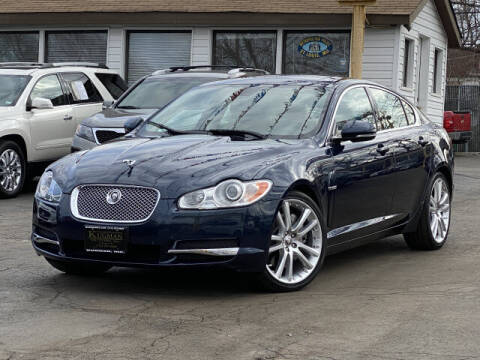 2011 Jaguar XF for sale at Kugman Motors in Saint Louis MO