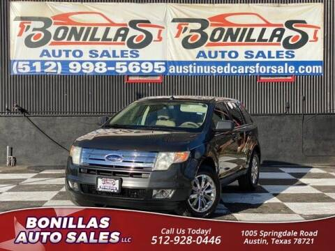 2007 Ford Edge for sale at Bonillas Auto Sales in Austin TX
