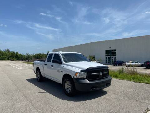 2017 RAM Ram Pickup 1500 for sale at Prestige Auto of South Florida in North Port FL