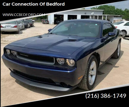 2014 Dodge Challenger for sale at Car Connection of Bedford in Bedford OH