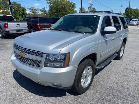 2013 Chevrolet Tahoe for sale at Brewster Used Cars in Anderson SC