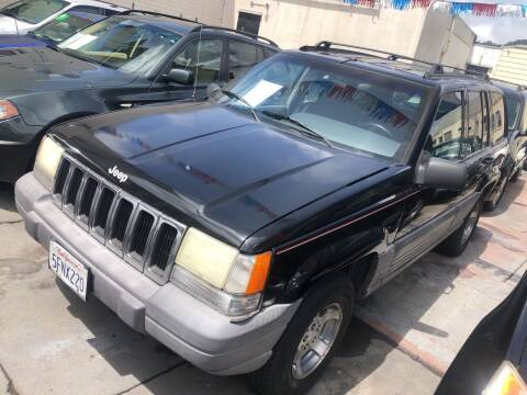 1998 Jeep Grand Cherokee for sale at Excelsior Motors , Inc in San Francisco CA